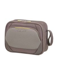 Samsonite Dynamore Toilet Kit Taupe