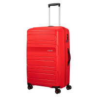 American Tourister Sunside Spinner 77 EXP Sunset Red