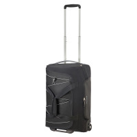 American Tourister Road Quest Duffle Wheels 55 Black Grey