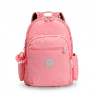 Kipling Seoul Go Light Up Rugzak Pink Flash