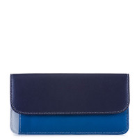 Mywalit Simple Flapover Purse/Wallet Portemonnee Denim