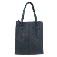 DSTRCT Portland Road Shopper Dark Blue 126240