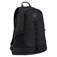 Burton Shackford Pack Rugzak True Black Heather Twill