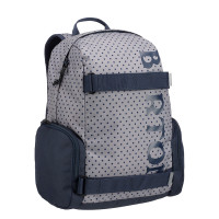 Burton Emphasis Youth Rugzak Wild Dove Polka Dot