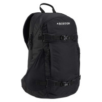 Burton Day Hiker 25L Rugzak True Black Ripstop