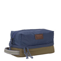 Burton Low Maintenance Kit Toilettas Mood Indigo Ripstop Cordura