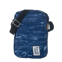 The Pack Society The Small Shoulderbag Blue Waves Allover