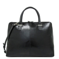 "Claudio Ferrici Classico Workbag 13.3"" Black 18027"