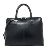 """Claudio Ferrici Classico Workbag 13.3"""" Navy 18027"""