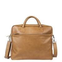 """Cowboysbag Bag Juneau Laptoptas 13"""" Chestnut 1916"""