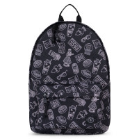 Parkland Vintage Backpack Roadtrip Black