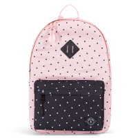 Parkland Meadow Backpack Polka Dots Quartz