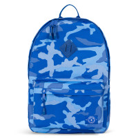 Parkland Meadow Backpack Woodland Camo Blue