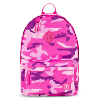 Parkland Meadow Backpack Woodland Camo Pink