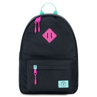 Parkland Bayside Kids Backpack Black Pop