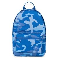 Parkland Edison Kids Backpack Woodland Camo Blue
