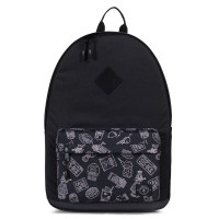 Parkland Meadow Plus Backpack Roadtrip Black