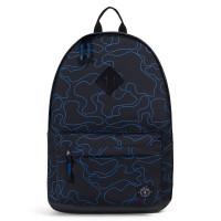 Parkland Meadow Plus Backpack Shadow Camo Blue