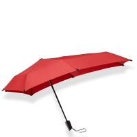 Senz Mini Automatic Foldable Paraplu Passion Red