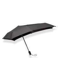 Senz Mini Automatic Foldable Paraplu Pure Black