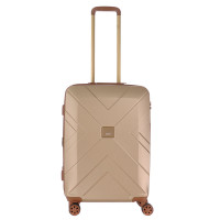 Oistr Florence Spinner M Expandable Gold Brown