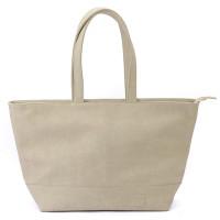 Zebra Trends Natural Bag XXL Rits Light Grey 209905
