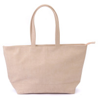 Zebra Trends Natural Bag XXL Rits Soft Pink 209905
