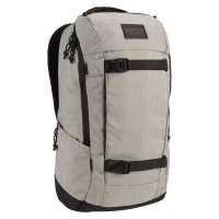 Burton Kilo 2.0 Rugzak Gray Heather
