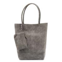 Zebra Trends Natural Bag Kartel Vintage Fearless Grey 231001