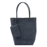 Zebra Trends Natural Bag Kartel Vintage Fearless Navy 231001
