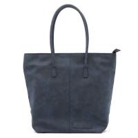 Zebra Trends Natural Bag Kartel Rits Fearless Navy 231003