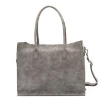 Zebra Trends Natural Bag Kartel Fearless Lisa Grey 231005