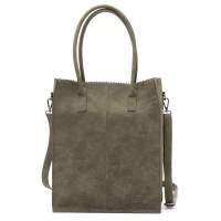 Zebra Trends Natural Bag Kartel Fearless Rosa Army Green 231007