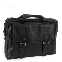 Spikes & Sparrow Bronco Business Bag Black 24245