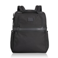Tumi Alpha 2 Business Slim Solutions Brief Pack Black