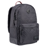 Burton Kettle Pack Rugzak Faded Quilted Flight Satin