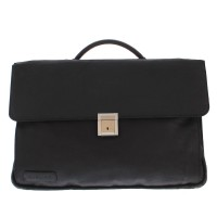 "Plevier Vintage Business/ Laptoptas 3-vaks 17"" Black 36"