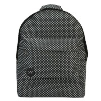 Mi-Pac Microdot Rugzak Black/ Grey