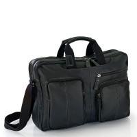 """Gabol Exe Briefcase 15.6"""" 3 Black"""