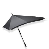 Senz XXL Stick Paraplu Pure Black
