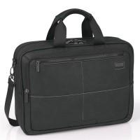 "Gabol Studio Briefcase 15.6"" 3 Black"