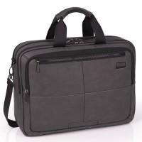 """Gabol Studio Briefcase 15.6"""" 3 Grey"""