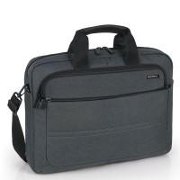 Gabol Baltic Briefcase 15.6'' Small Grey