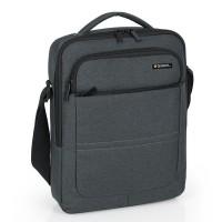Gabol Baltic A4 Shoulder Bag Grey