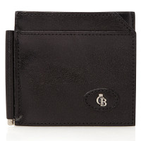 Castelijn & Beerens Gaucho Dollarclip Portemonnee RFID Black