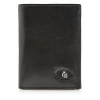 Castelijn & Beerens Gaucho Billfold Portefeuille RFID Black