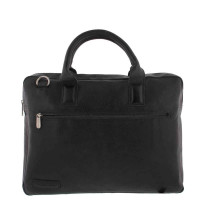 "Plevier Business/Laptoptas 15.6"" Black 477"