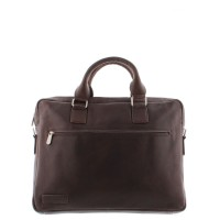 "Plevier Business/Laptoptas 15.6"" Dark Brown 477"