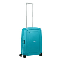 Samsonite S'Cure Spinner 55 Petrol Blue Capri