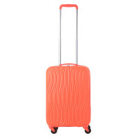 CarryOn Wave Trolley 55 Coral